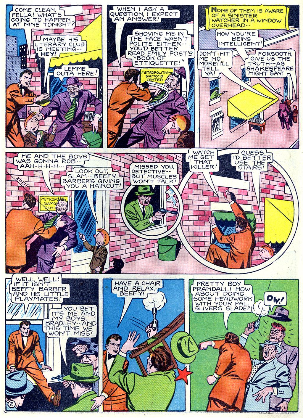 Read online Detective Comics (1937) comic -  Issue #68 - 59