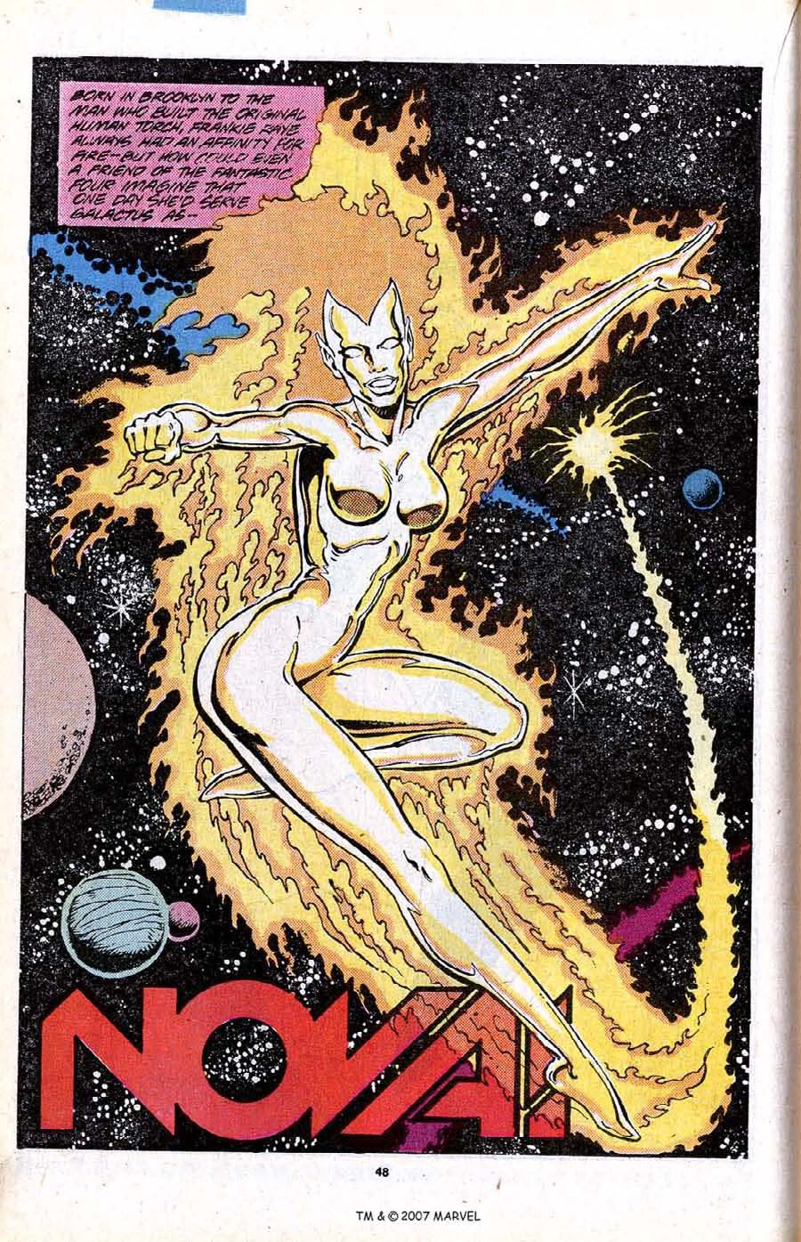 Read online Silver Surfer (1987) comic -  Issue # _Annual 1 - 50