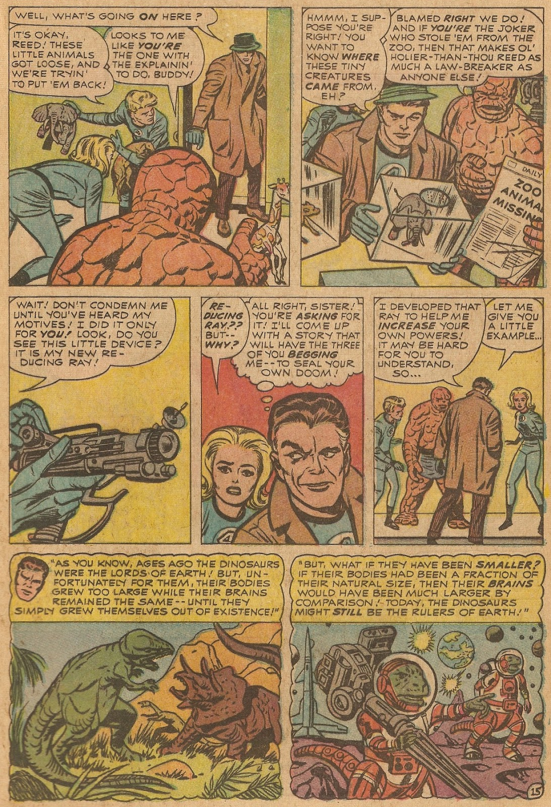 Marvel Collectors' Item Classics issue 8 - Page 17