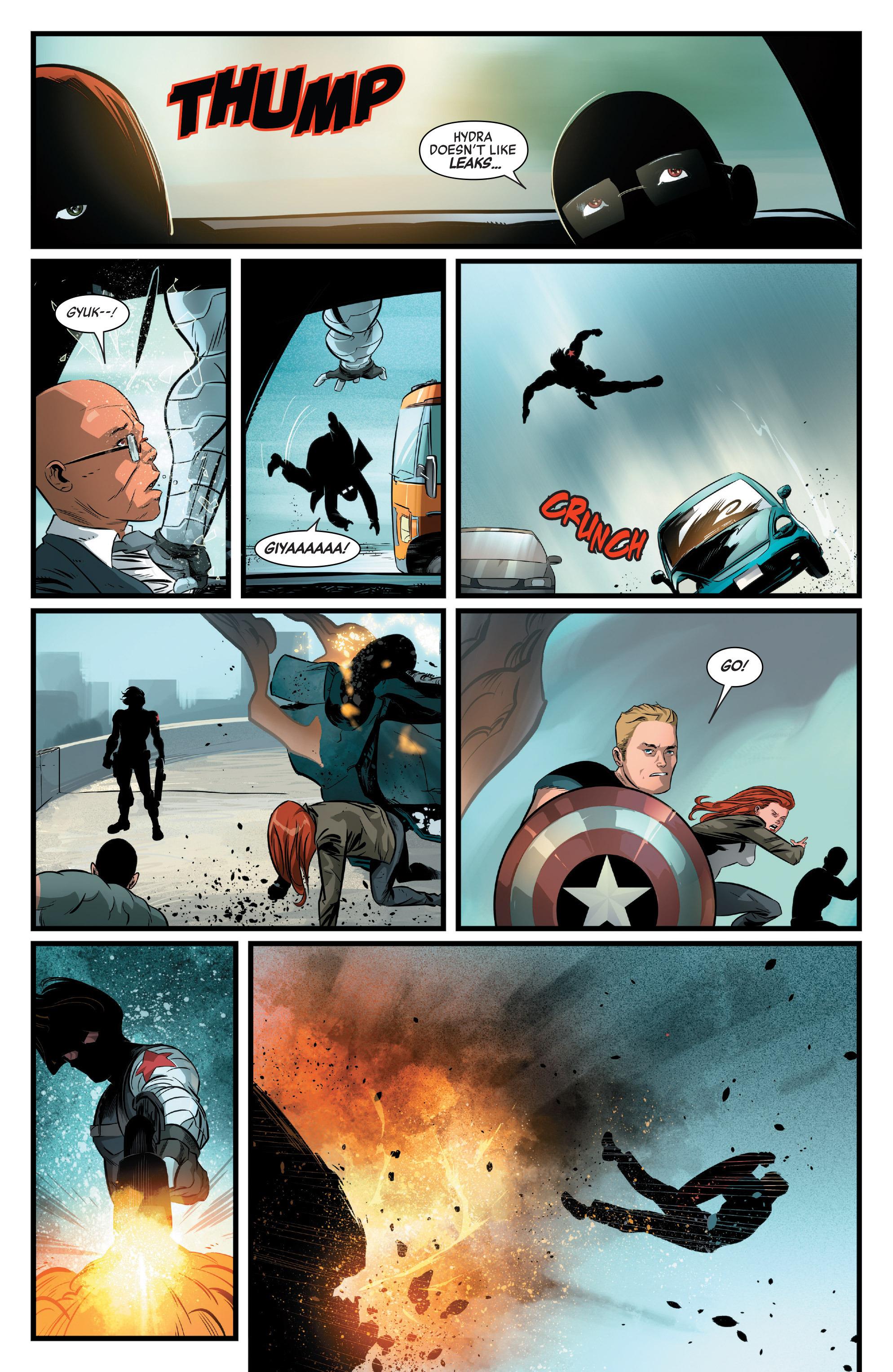 Read online Captain America: Civil War Prelude comic -  Issue #4 - 8