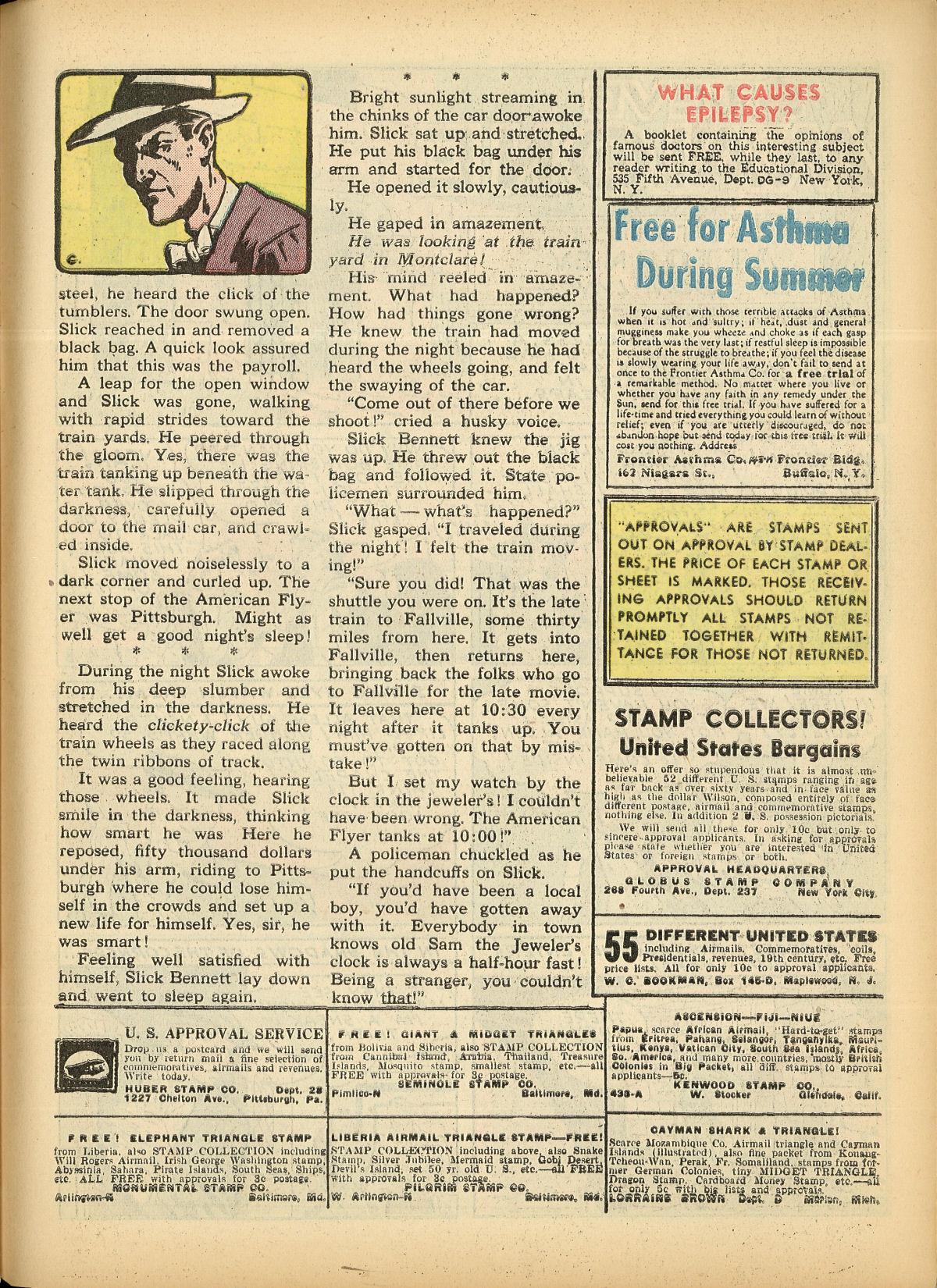 Read online Detective Comics (1937) comic -  Issue #55 - 51