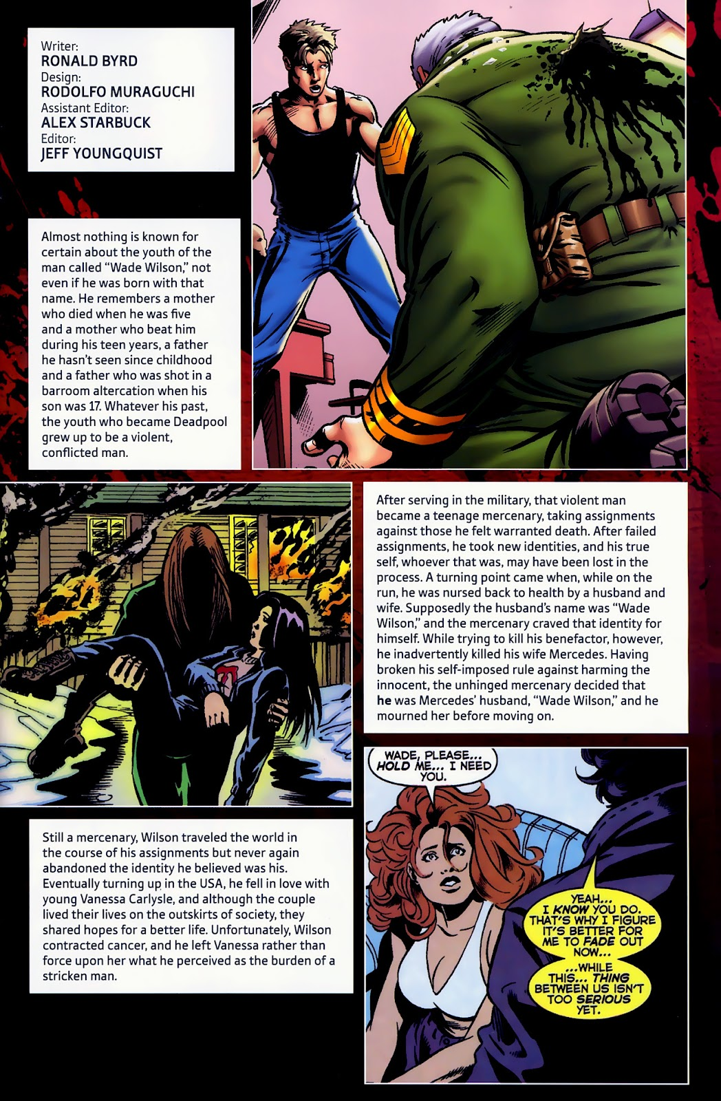 Read online Deadpool (2008) comic -  Issue #1 - 25