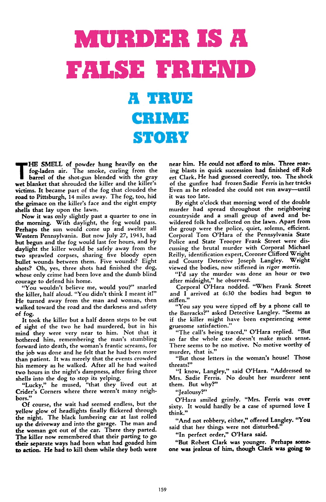 Read online Crime Does Not Pay Archives comic -  Issue # TPB 8 (Part 2) - 60