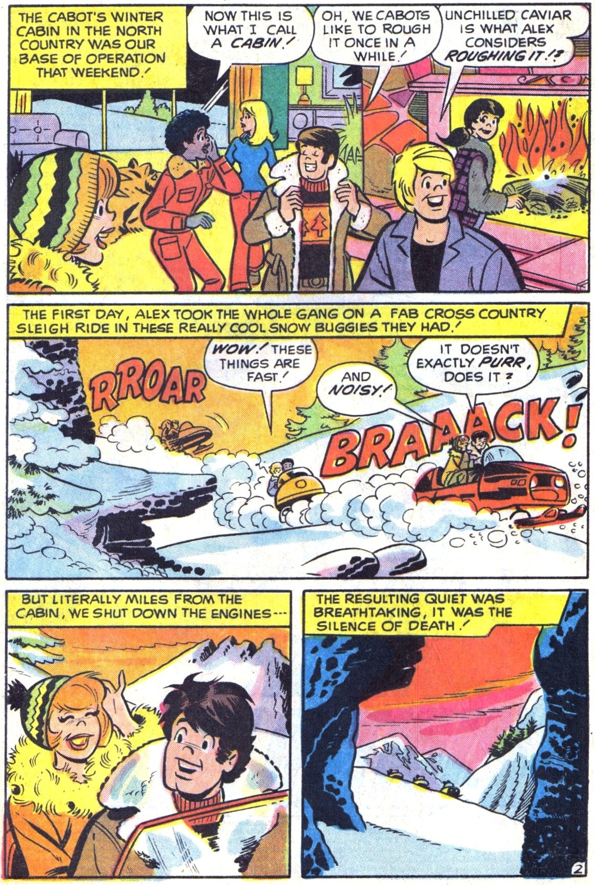 Read online She's Josie comic -  Issue #62 - 4