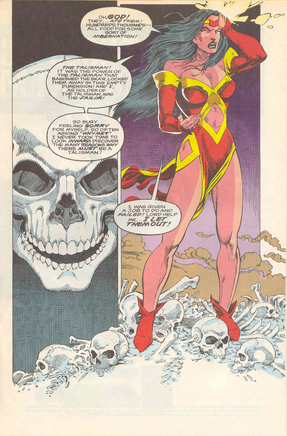 Read online Alpha Flight (1983) comic -  Issue #112 - 12