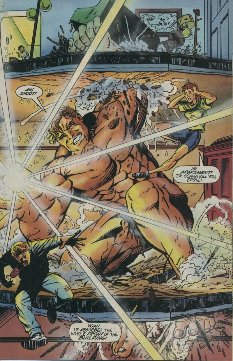 Read online Secret Weapons comic -  Issue #4 - 14