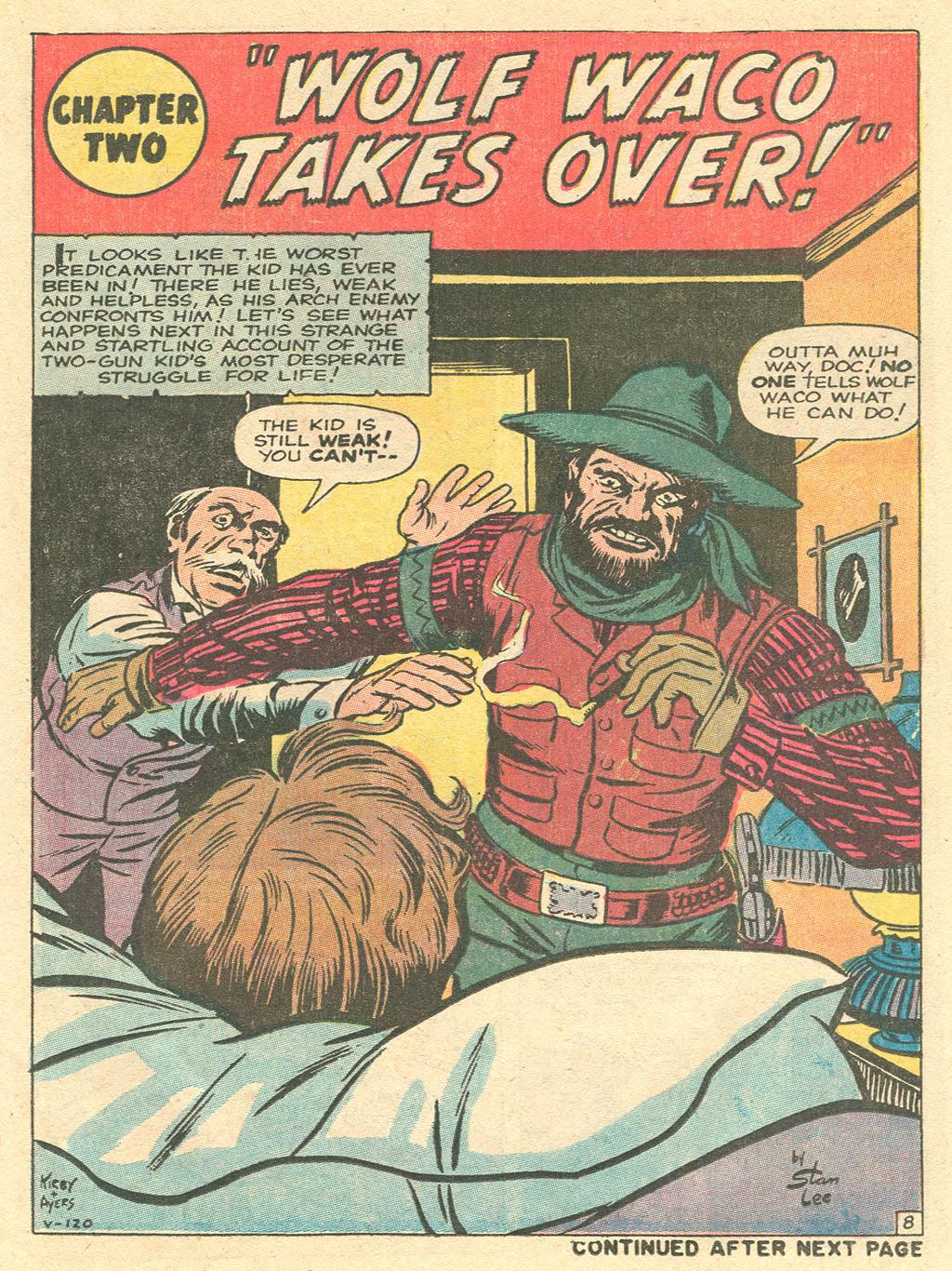 Read online Two-Gun Kid comic -  Issue #101 - 13