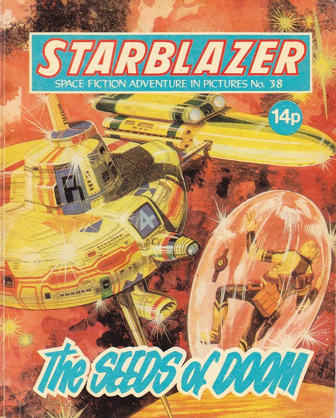 Starblazer issue 38 - Page 1