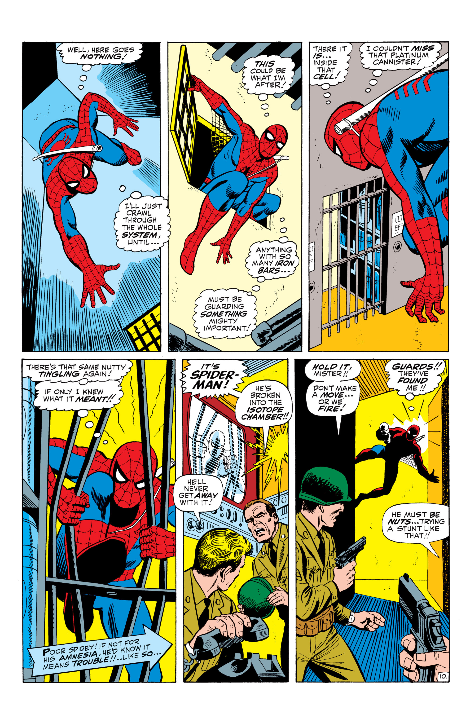 The Amazing Spider-Man (1963) 56 Page 10