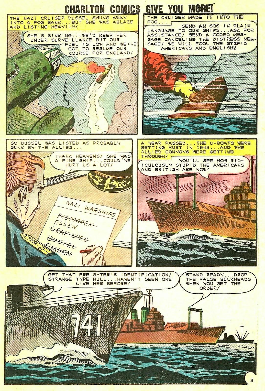 Read online Fightin' Navy comic -  Issue #115 - 23