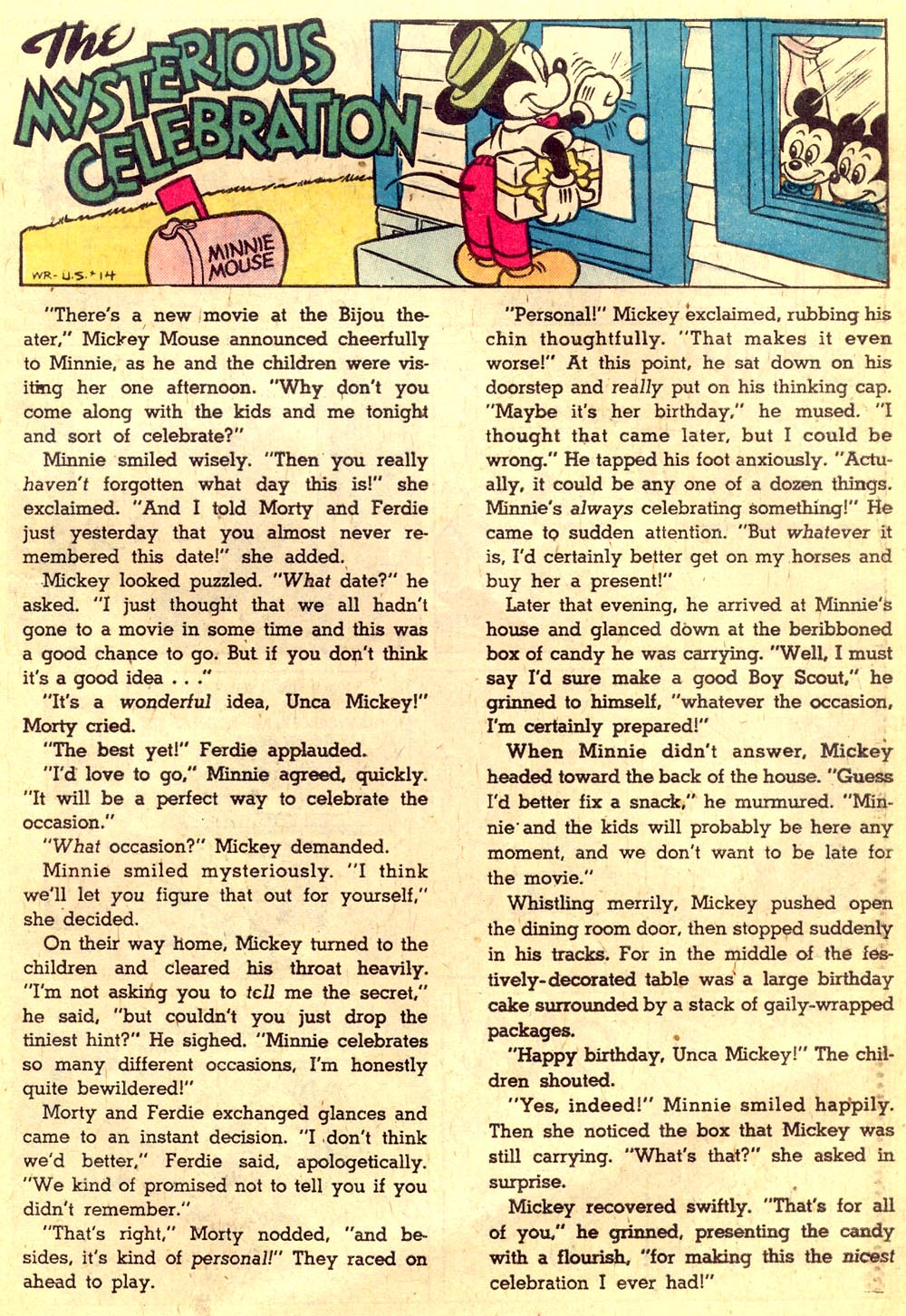 Read online Uncle Scrooge (1953) comic -  Issue #161 - 24
