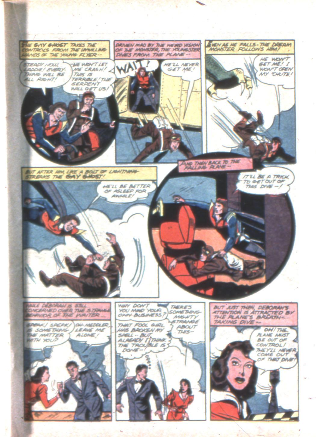 Read online Sensation (Mystery) Comics comic -  Issue #11 - 41