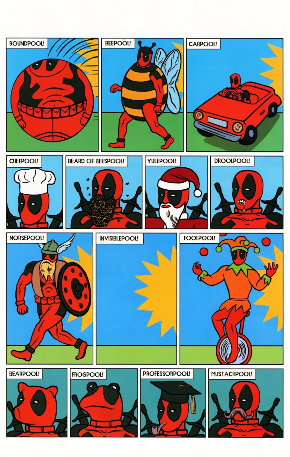 Read online Deadpool (2008) comic -  Issue #1000 - 72