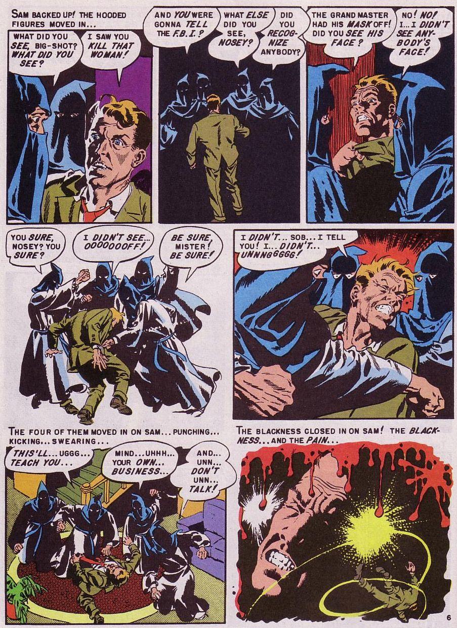 Read online Shock SuspenStories comic -  Issue #6 - 15