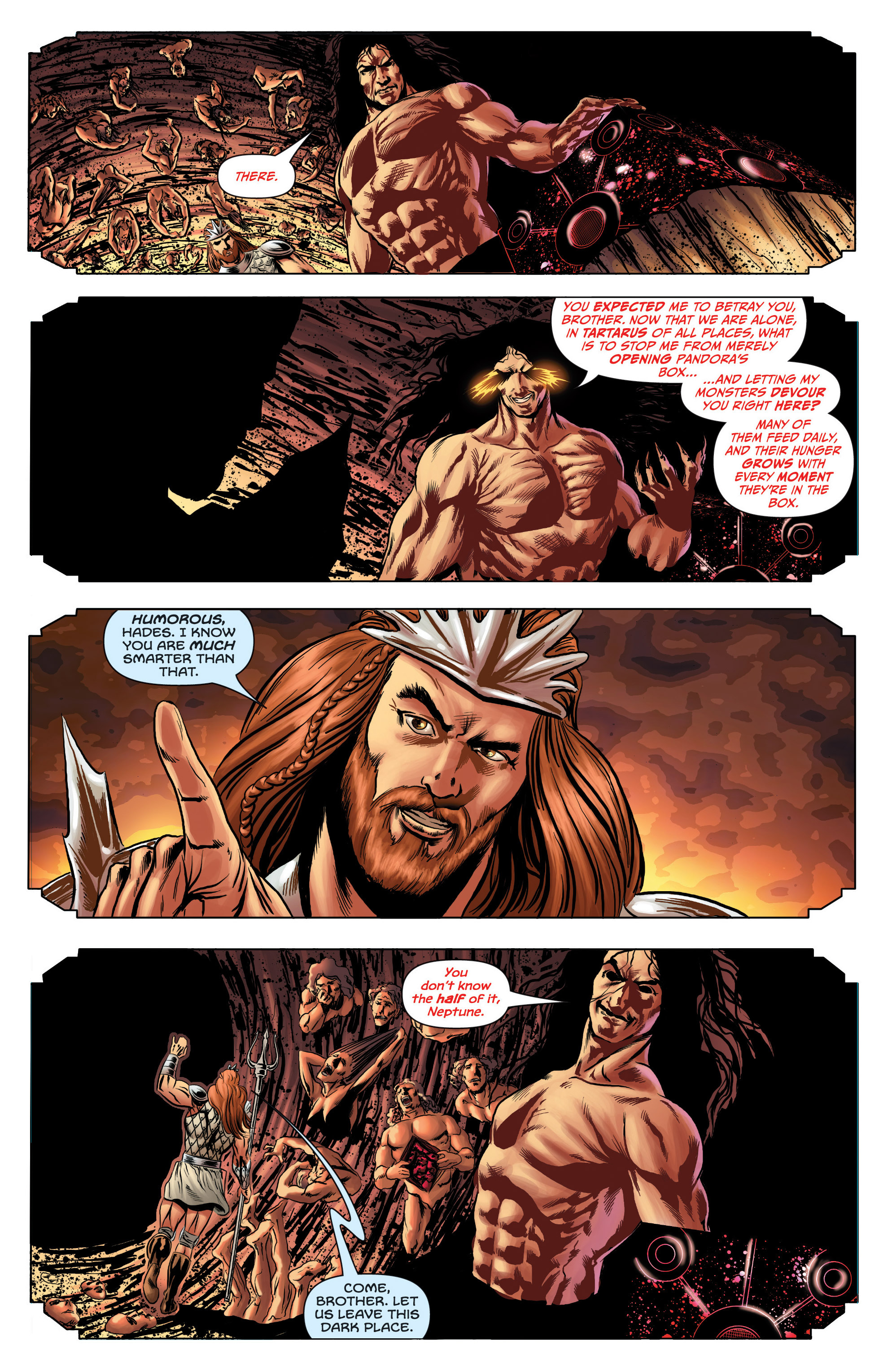 Read online Grimm Fairy Tales presents Grimm Universe comic -  Issue # TPB - 66
