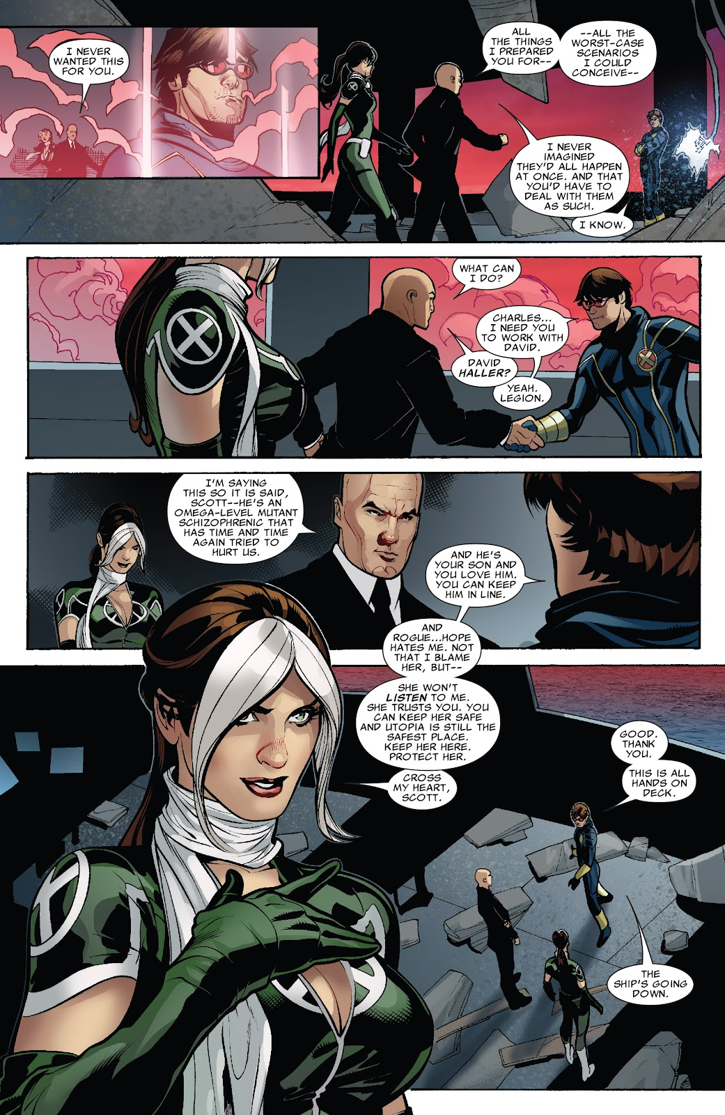 Read online X-Men: Second Coming comic -  Issue # _TPB (Part 3) - 49
