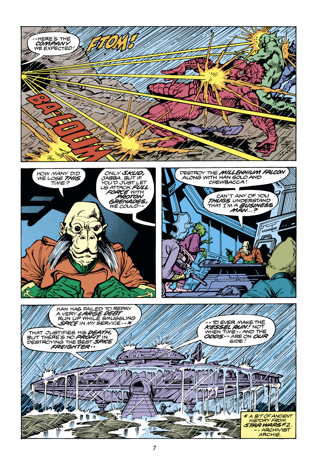 Read online Star Wars Omnibus comic -  Issue # Vol. 14 - 8