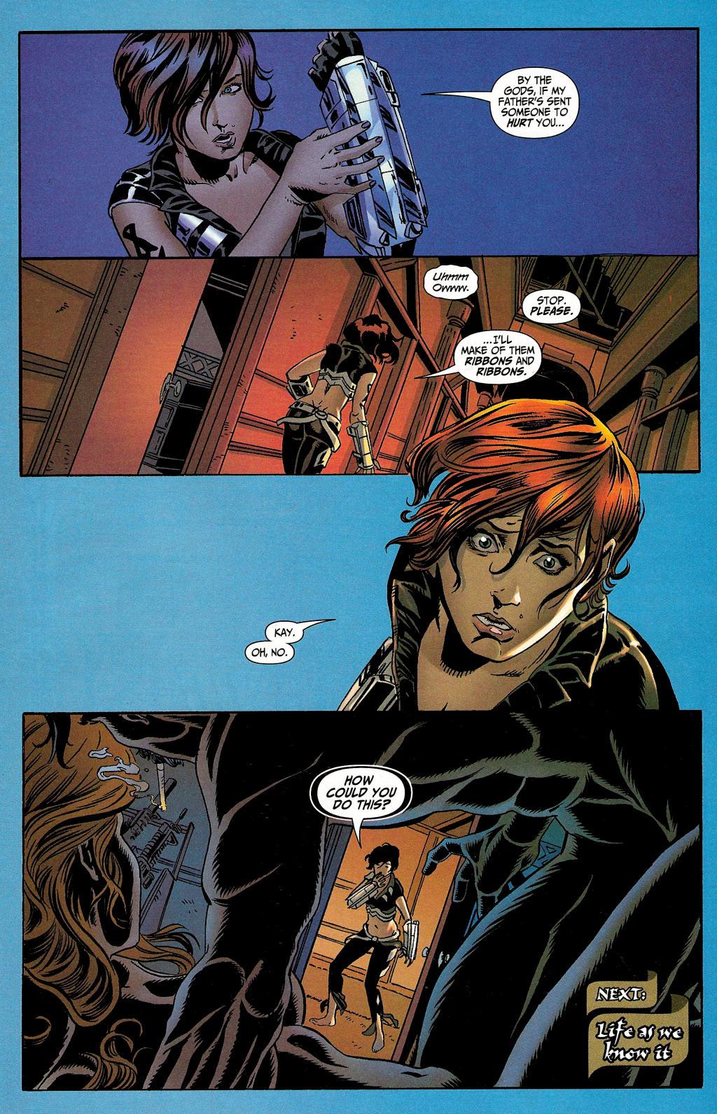 Read online Secret Six (2006) comic -  Issue #4 - 32