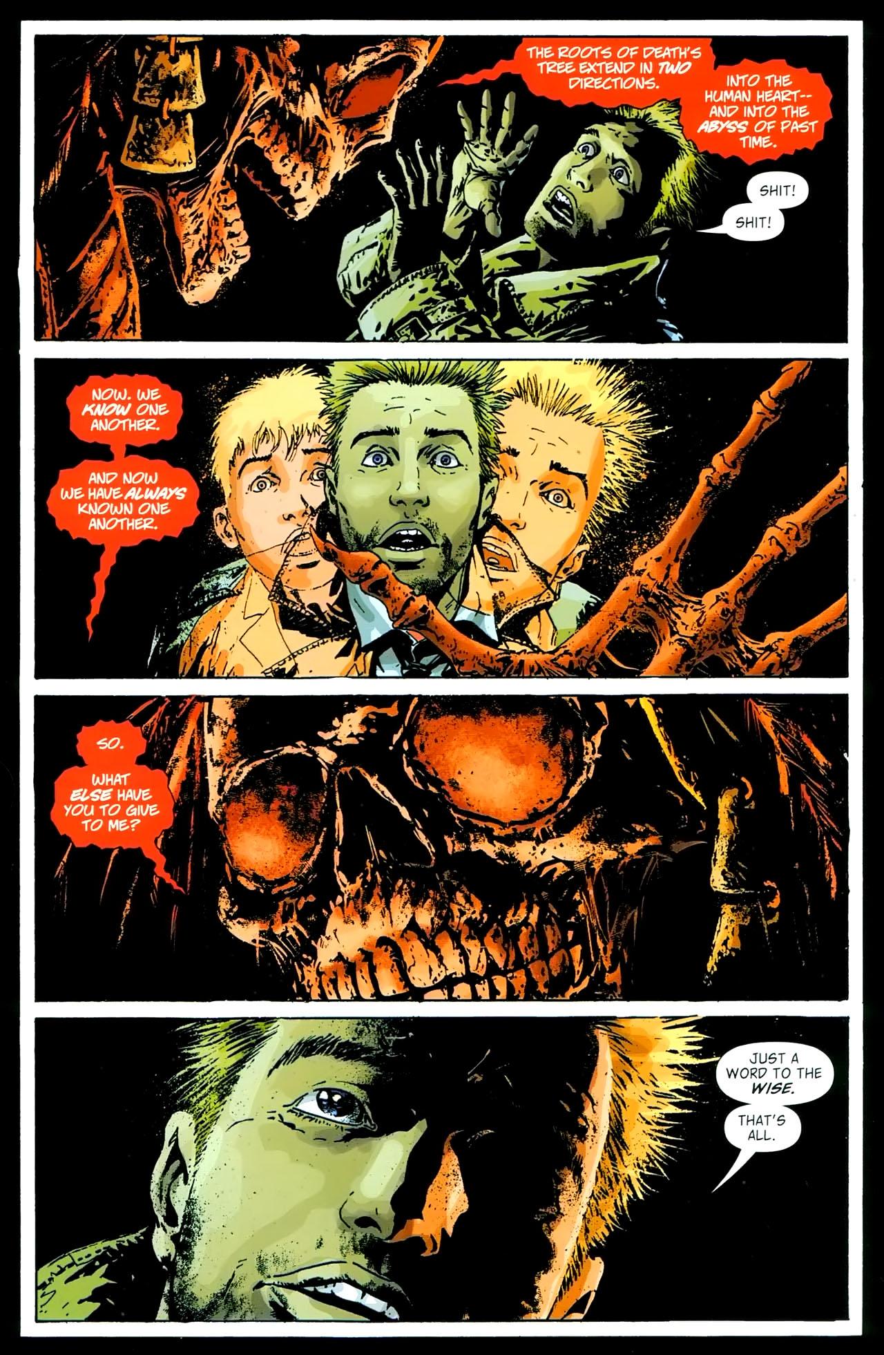 Read online John Constantine Hellblazer: All His Engines comic -  Issue # Full - 66