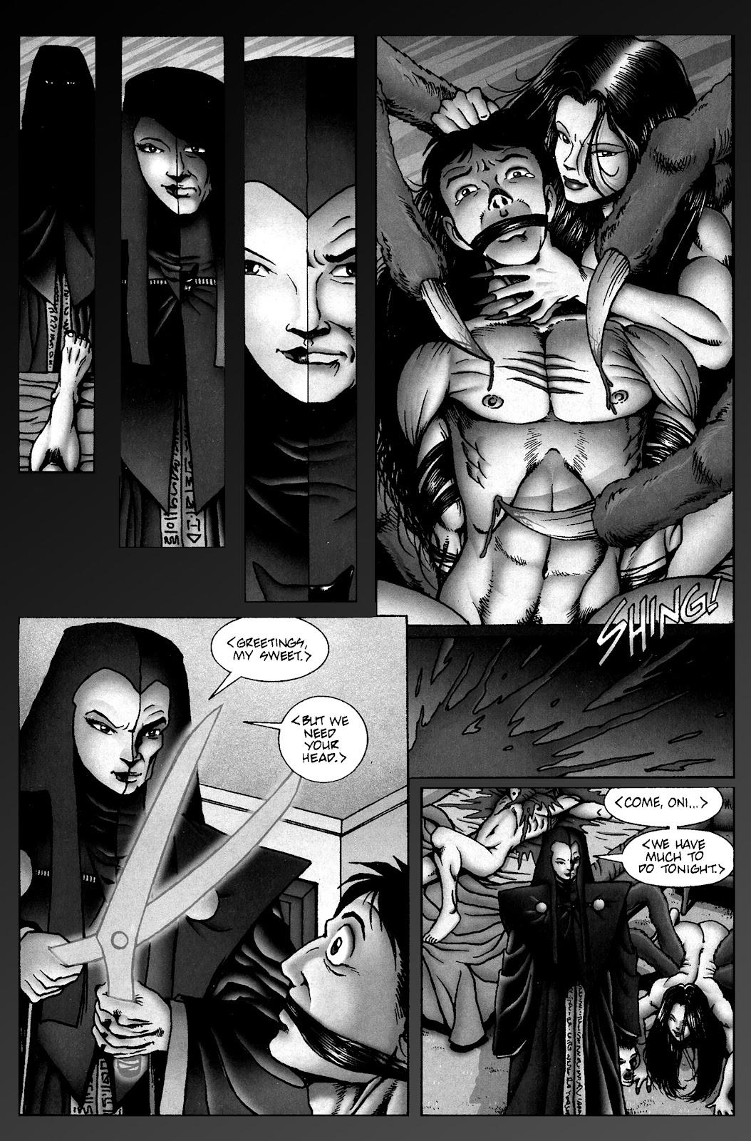 Warrior Nun Areala:  Dangerous Game Issue #3 #3 - English 21