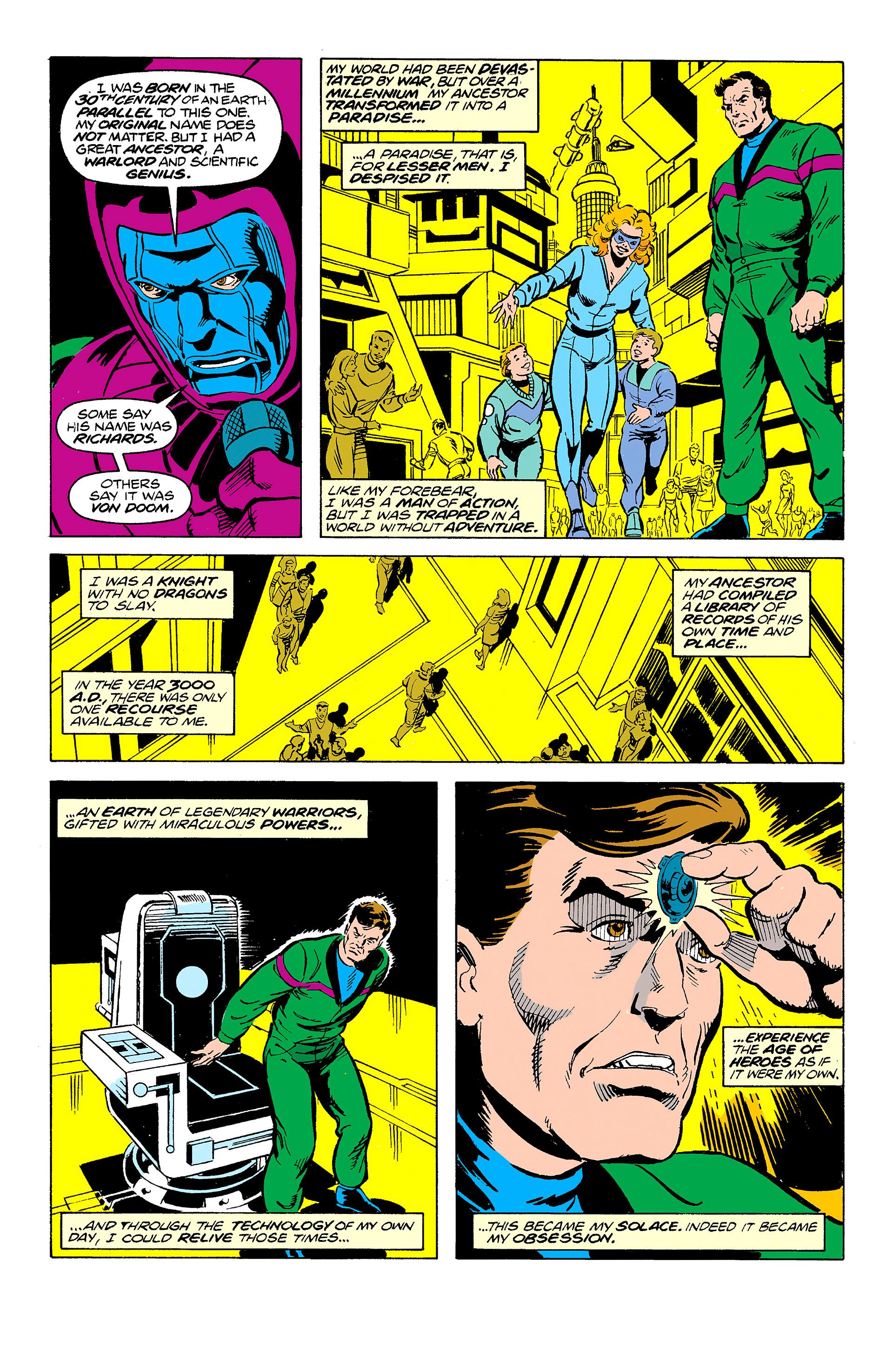 Read online Captain America (1968) comic -  Issue # _Annual 11 - 47