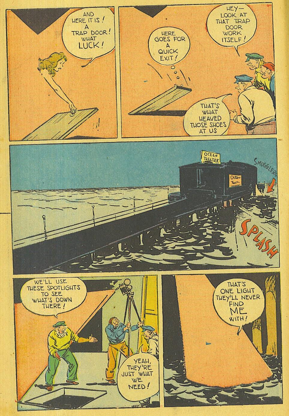 Read online Super-Magician Comics comic -  Issue #42 - 9