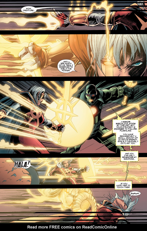 Read online Annihilation: Conquest - Quasar comic -  Issue #4 - 9