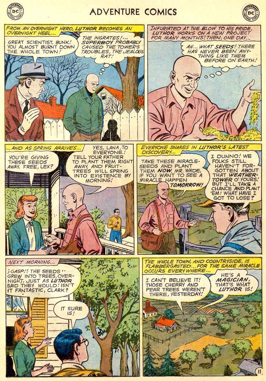 Read online Adventure Comics (1938) comic -  Issue #271 - 13