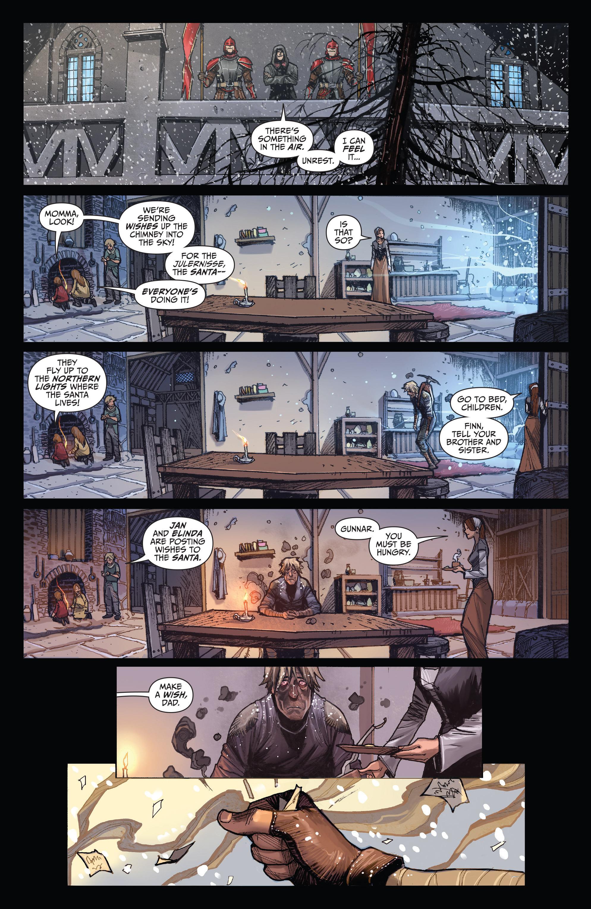 Read online Klaus comic -  Issue #3 - 10