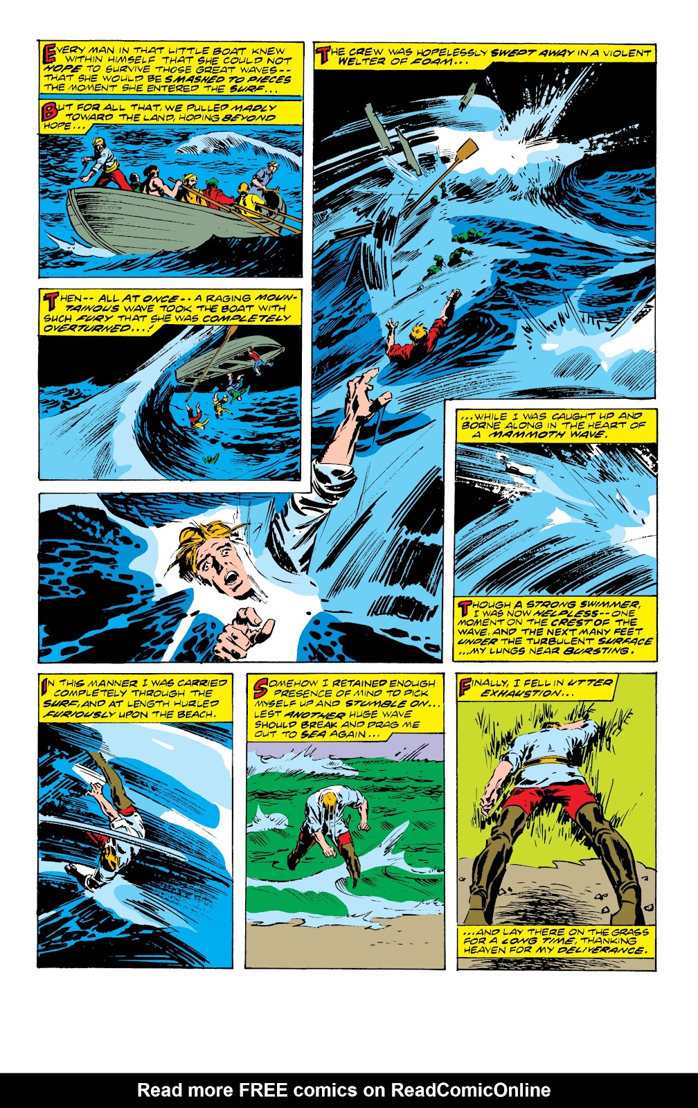 Marvel Classics Comics Series Featuring issue 19 - Page 16