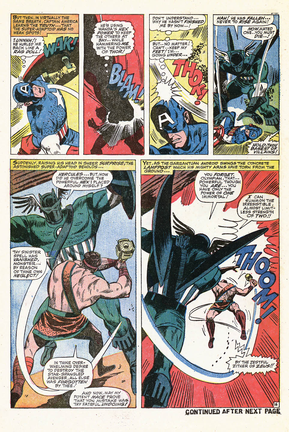 The Avengers (1963) 45 Page 16