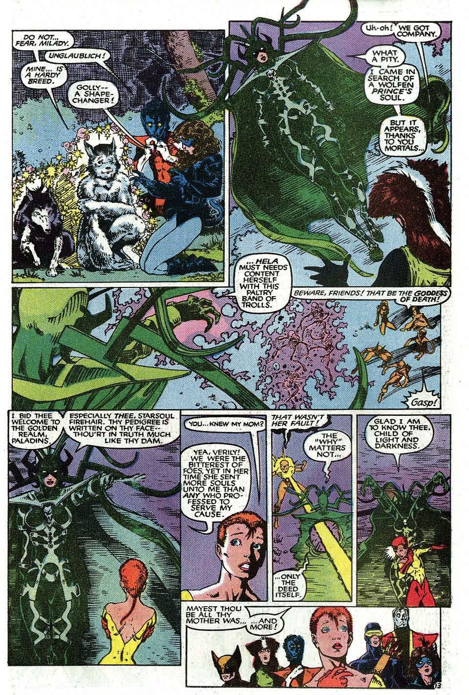 Read online Uncanny X-Men (1963) comic -  Issue # _Annual 9 - 15