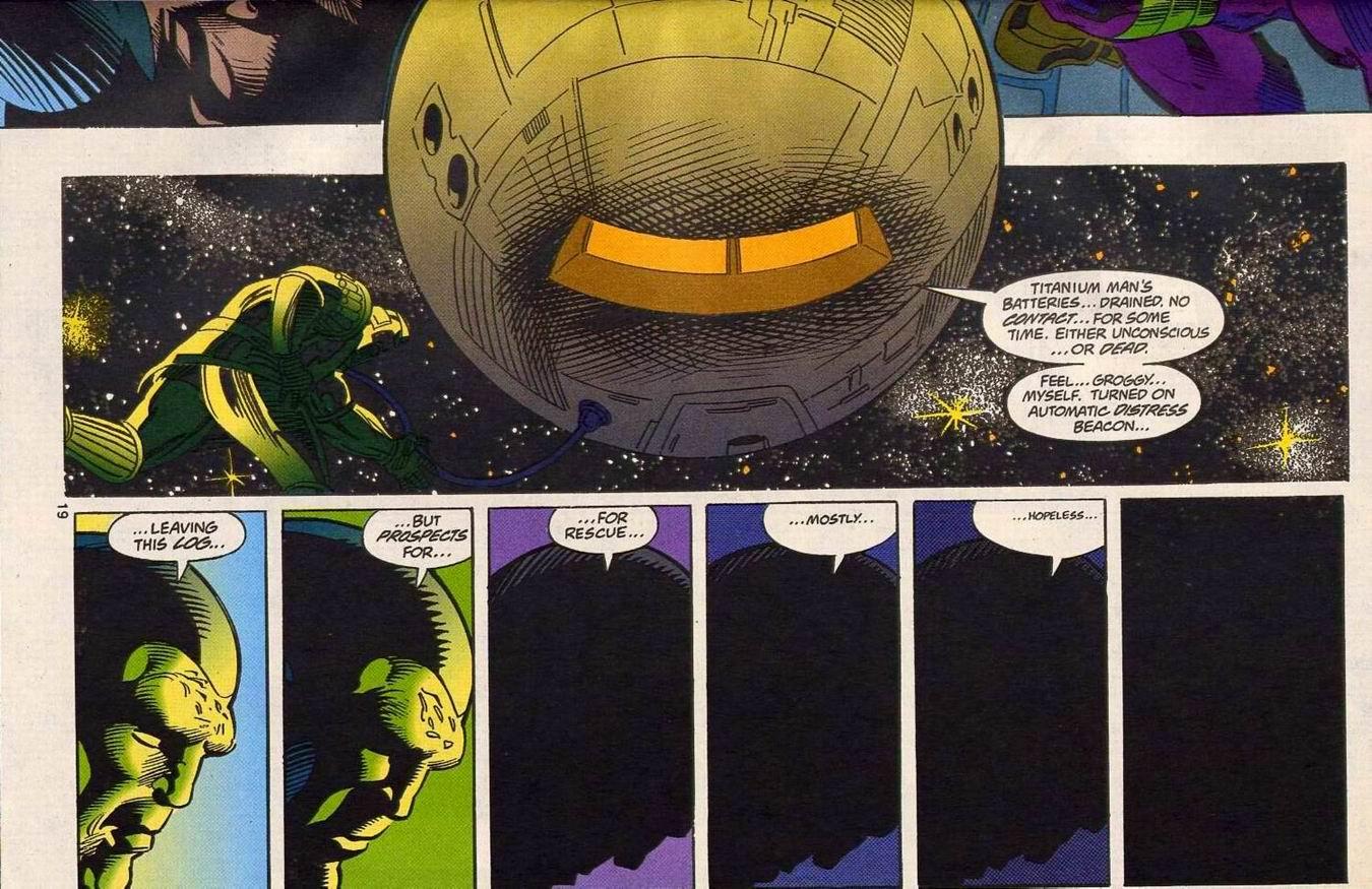 Read online Secret Defenders comic -  Issue #14 - 14