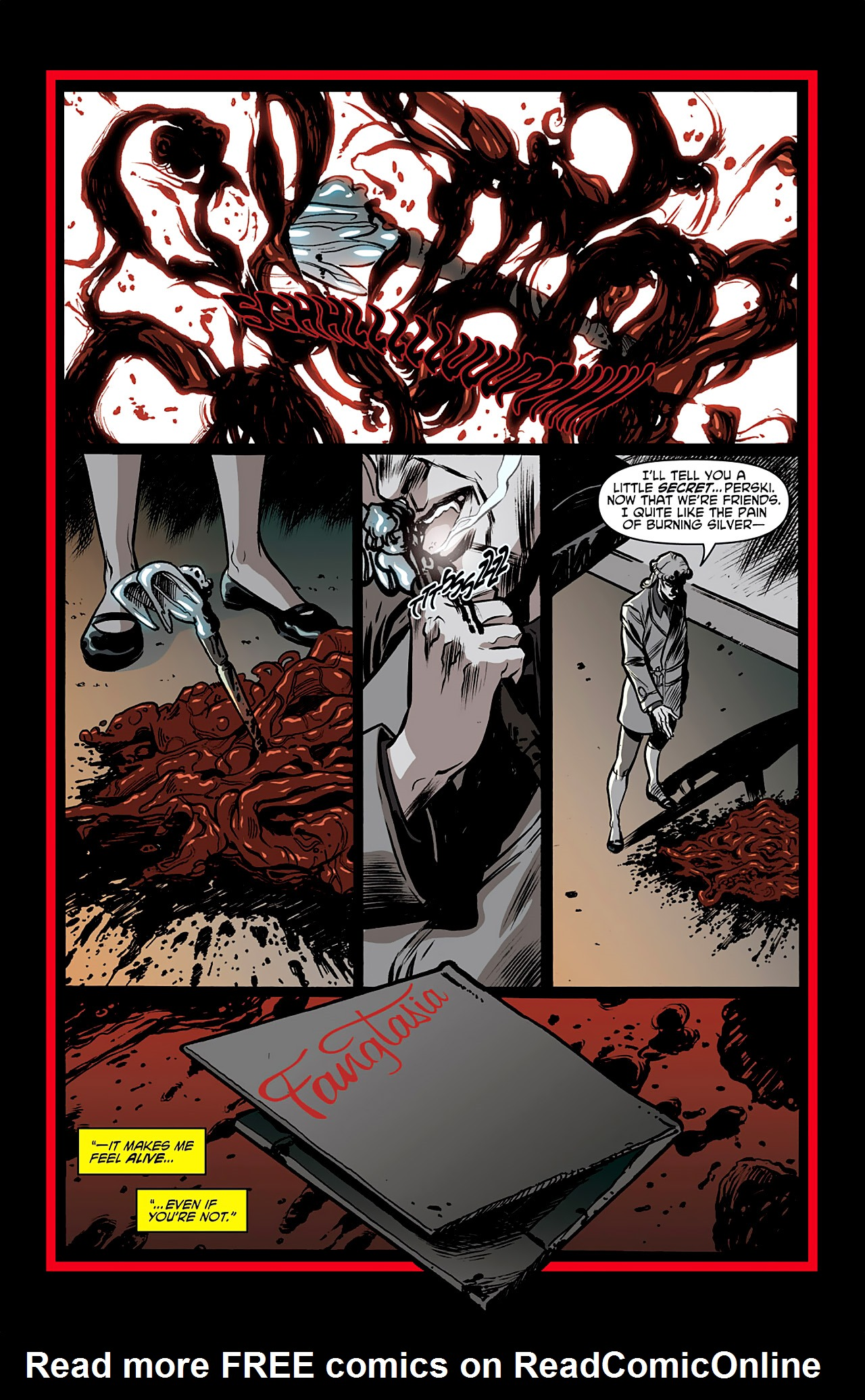 Read online True Blood: French Quarter comic -  Issue #1 - 7