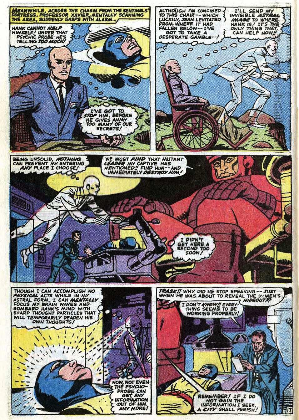 Uncanny X-Men (1963) 68 Page 43