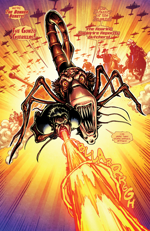 Read online Ballistic (2013) comic -  Issue #2 - 10