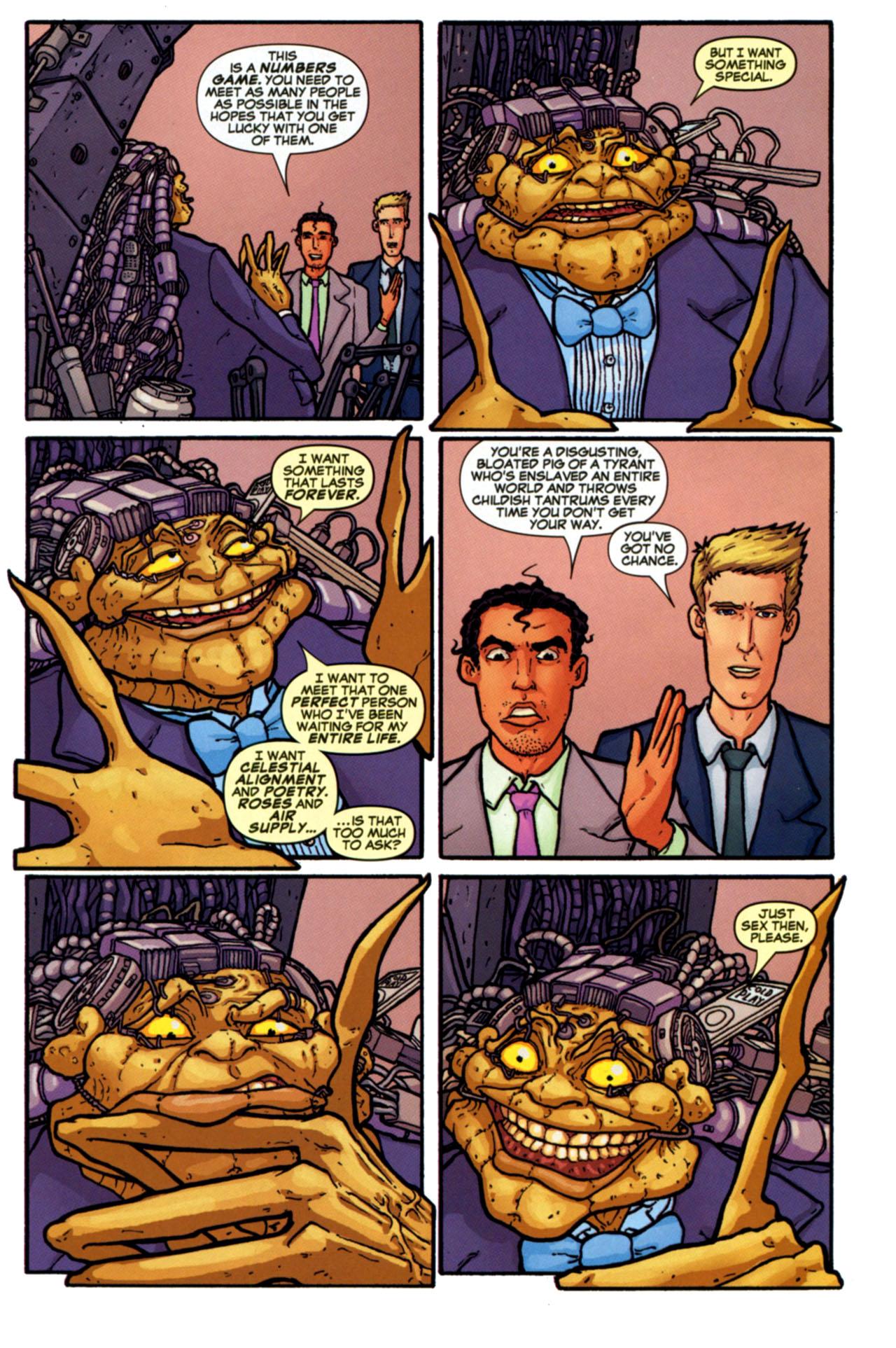 Read online Astonishing Tales (2009) comic -  Issue #4 - 30