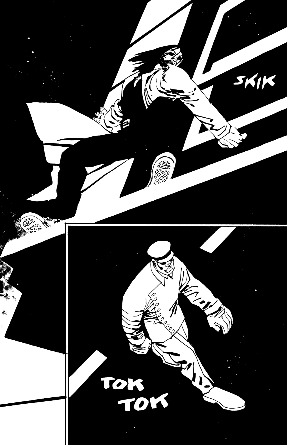 Read online Sin City: Hell and Back comic -  Issue #4 - 4