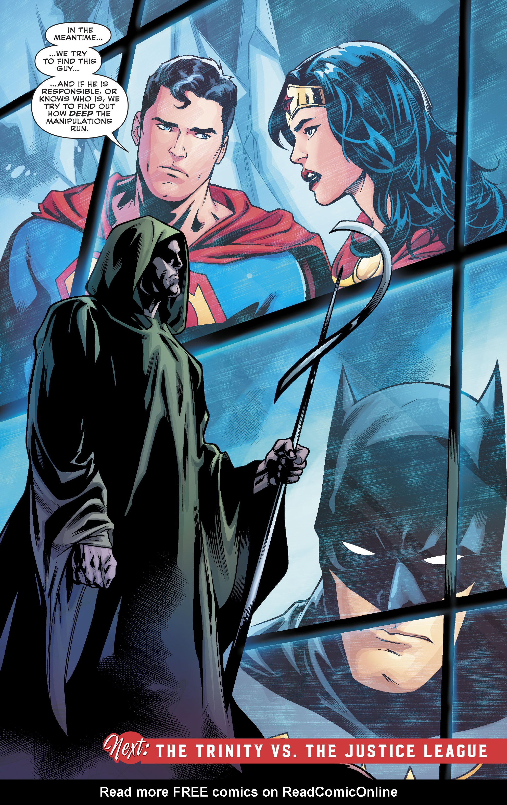 Read online Trinity (2016) comic -  Issue #8 - 21