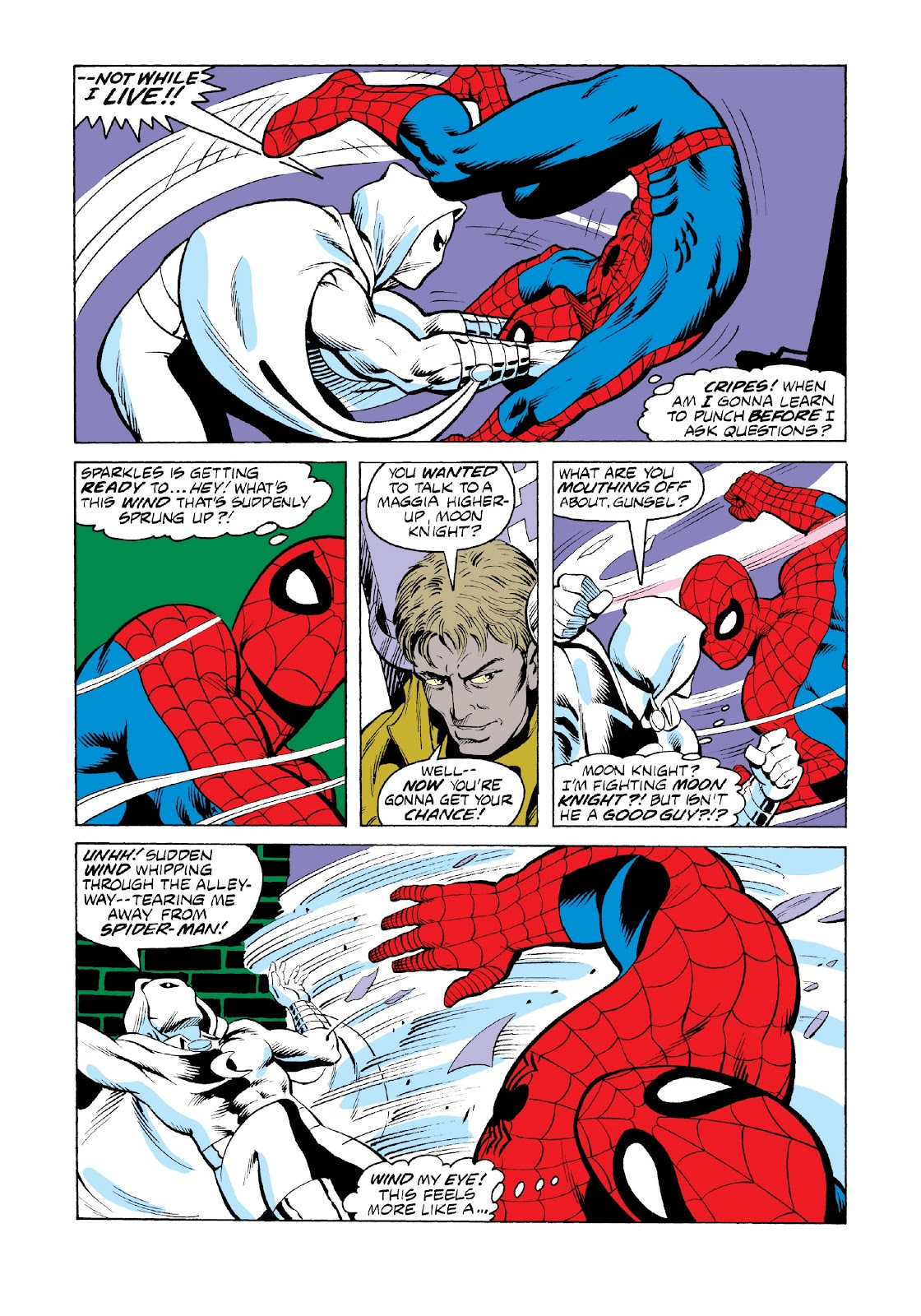 Read online Marvel Masterworks: The Spectacular Spider-Man comic -  Issue # TPB 2 (Part 2) - 33