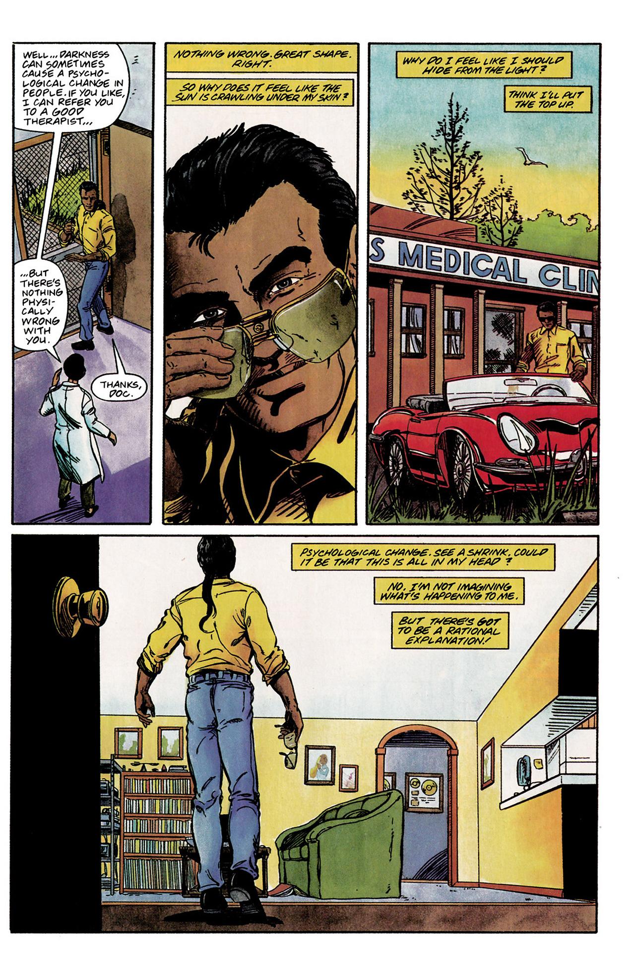 Read online Shadowman (1992) comic -  Issue #2 - 4