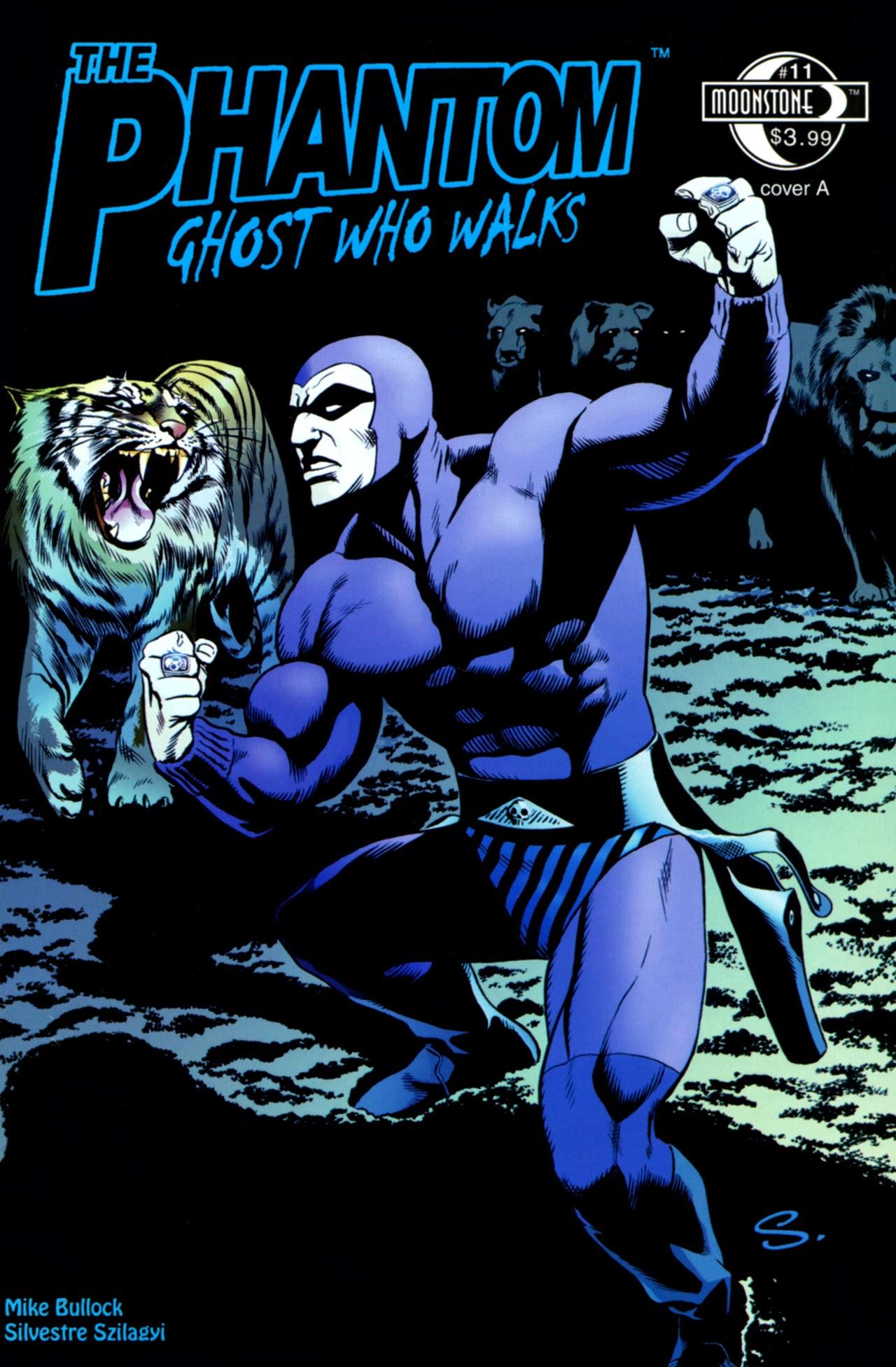 The Phantom: Ghost Who Walks (2009) 11 Page 1