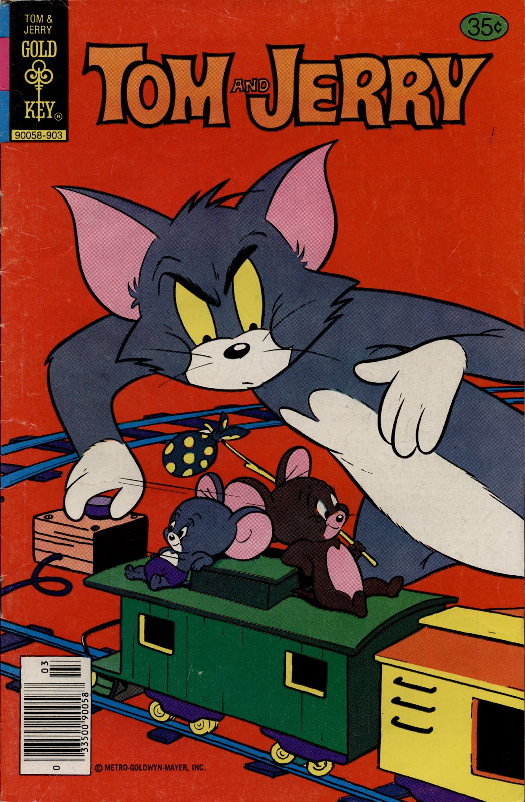 Tom and Jerry issue 316 - Page 1