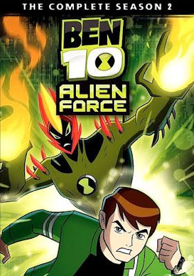 Ben 10: Lực lượng Ngoài Hành Tinh Phần 2