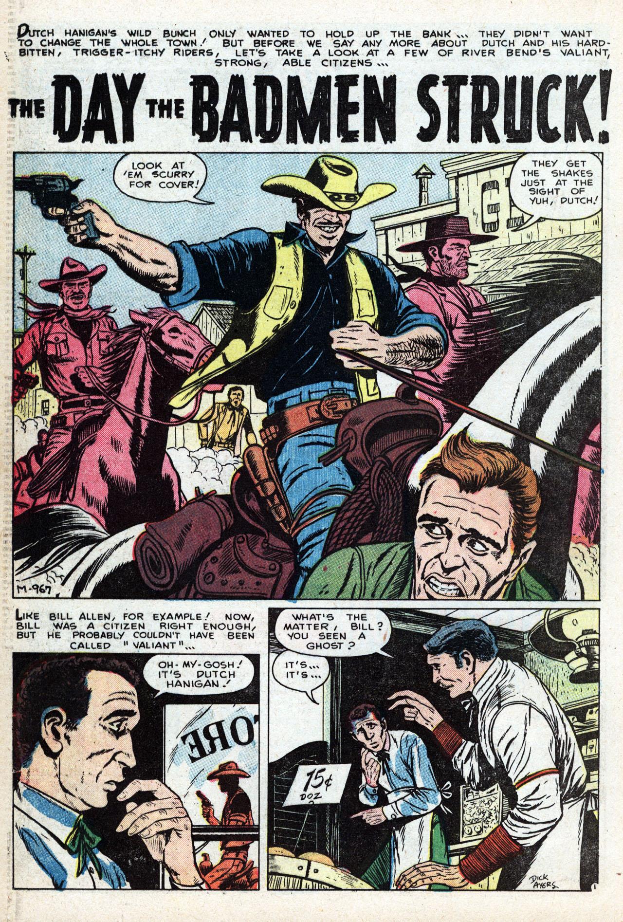 Read online Two-Gun Kid comic -  Issue #46 - 20