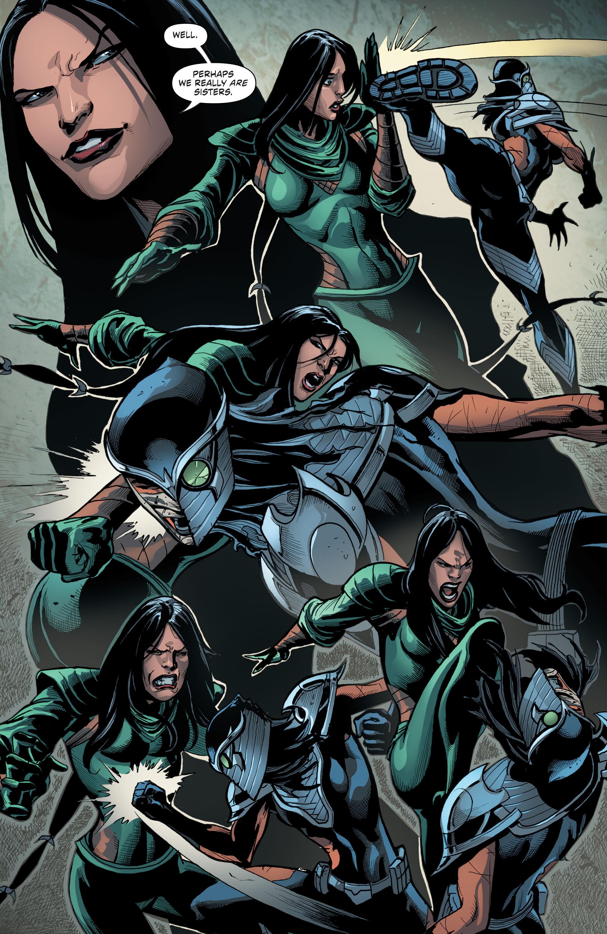 Read online Secret Six (2015) comic -  Issue #14 - 15