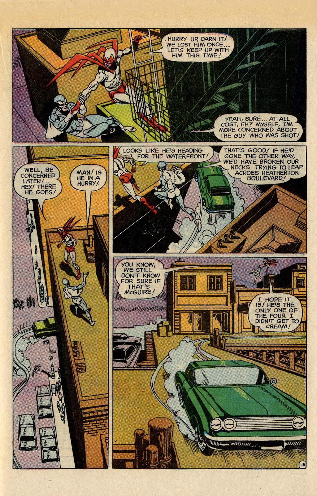 The Hawk and the Dove issue 5 - Page 19