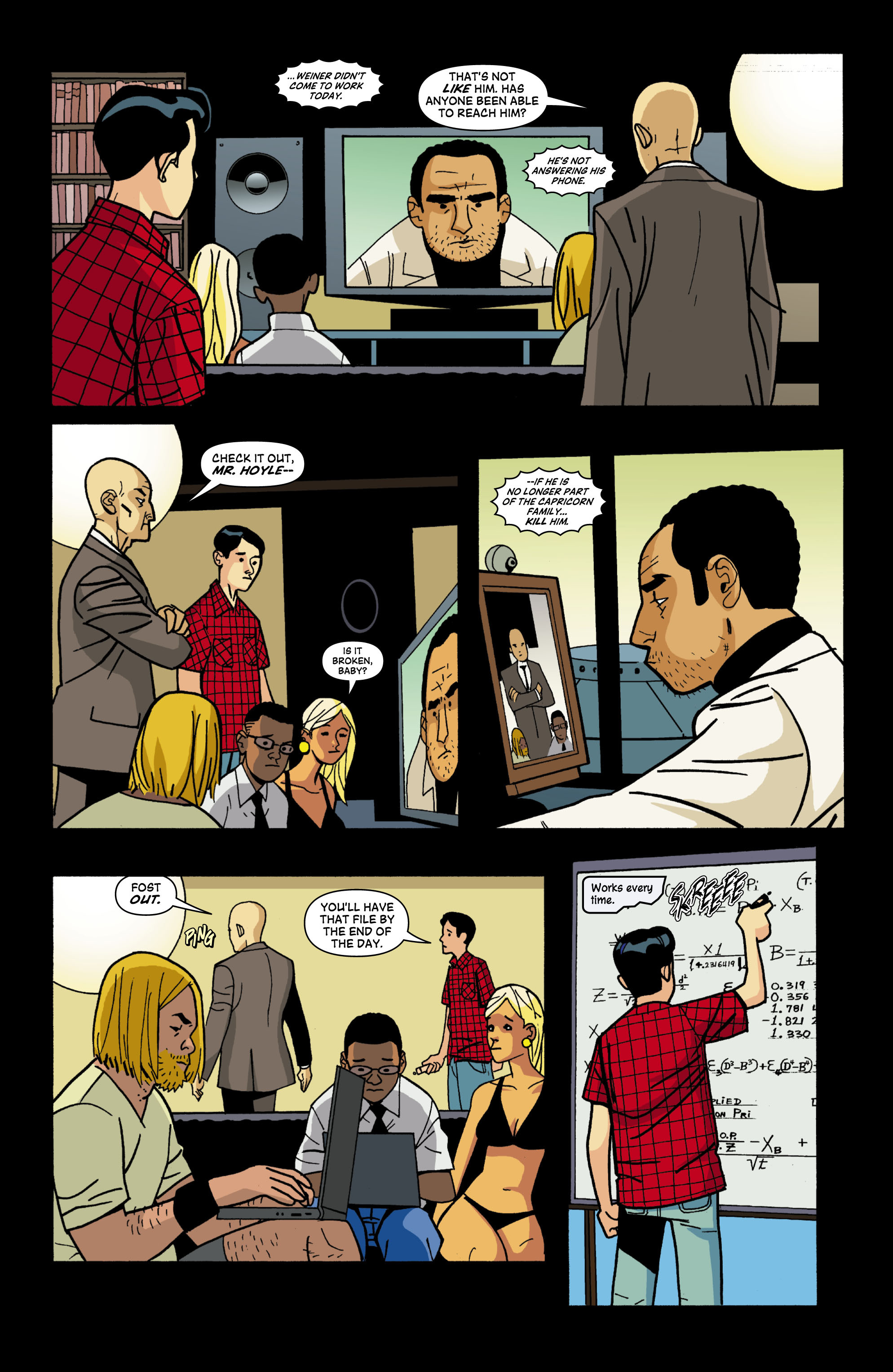 Read online Red Herring comic -  Issue #4 - 15