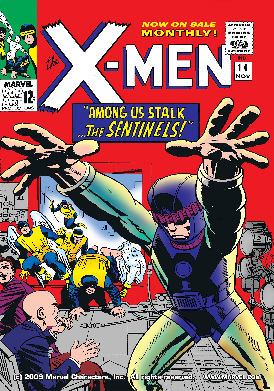 Uncanny X-Men (1963) 14 Page 1