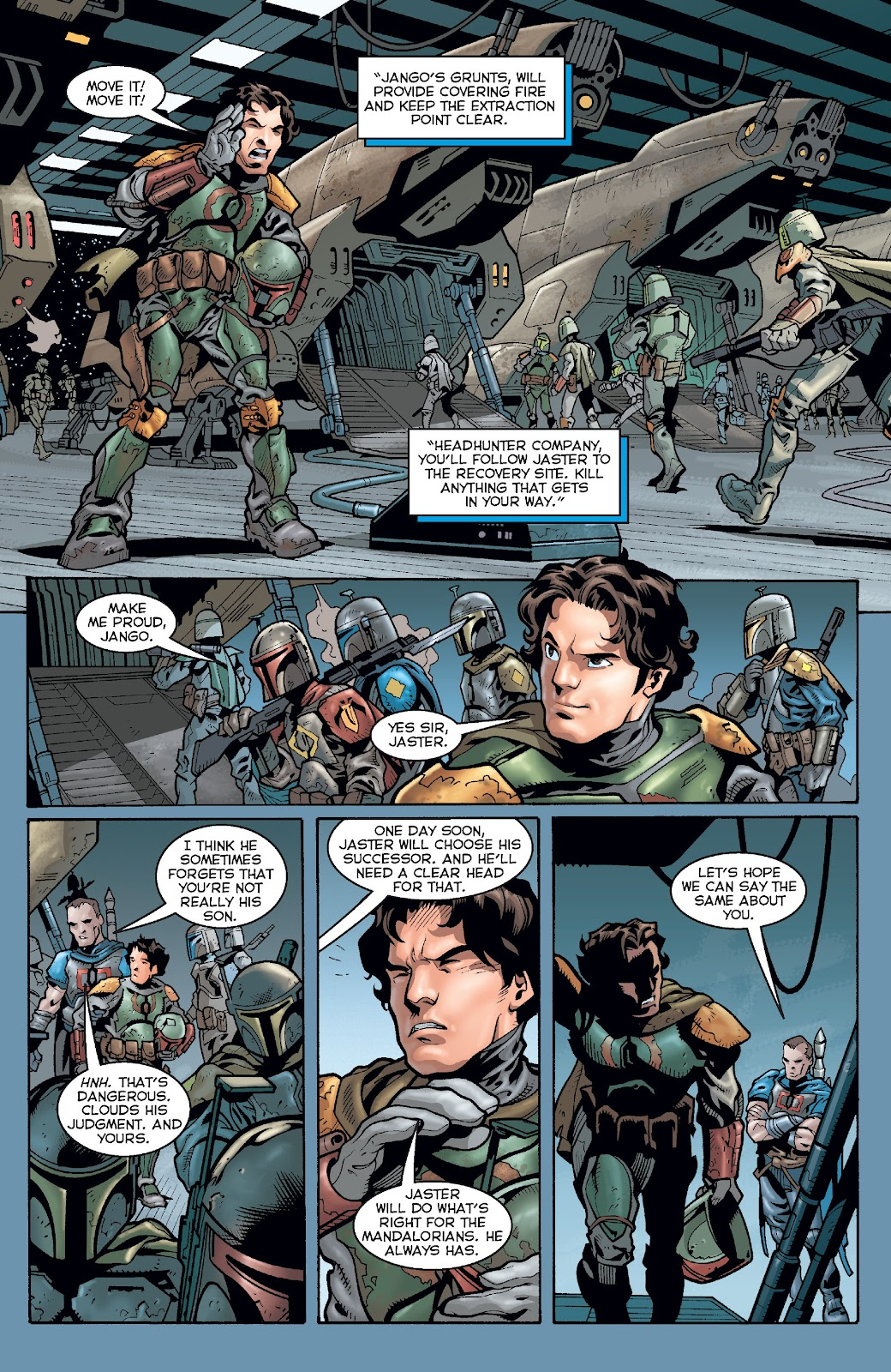 Read online Star Wars Legends Epic Collection: The Menace Revealed comic -  Issue # TPB (Part 1) - 32